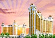澳門galaxy銀河娛樂渡假村酒店macau galaxy hotel buffet package自助餐連來回香港澳門turbojet噴射飛航船票優惠套票